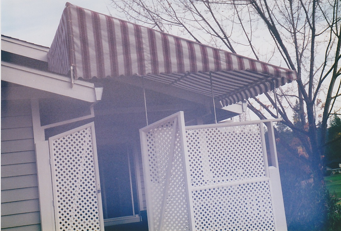 Awnings and canopies custom canvas - Canvas canopy ...